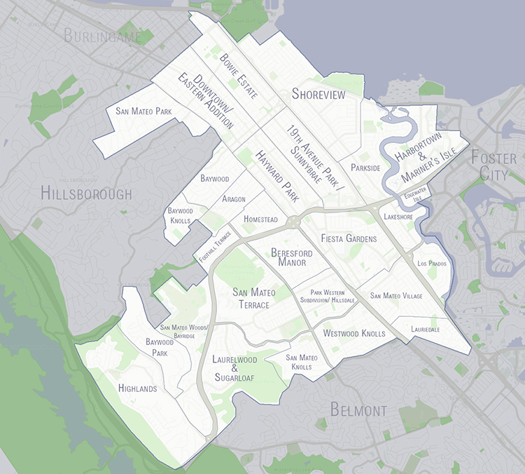 San Mateo Neighborhood Map | Quest Real Estate - San ... on oakland neighborhood map, north county san diego neighborhood map, la county neighborhood map, manhattan neighborhood map, los angeles neighborhood map, old san juan neighborhood map, santa rosa neighborhood map, napa neighborhood map, staten island neighborhood map, bay area neighborhood map, sfsu neighborhood map, glendale neighborhood map, greenville neighborhood map, sunnyvale neighborhood map, new york neighborhood map, california neighborhood map, oak park neighborhood map, washington dc neighborhood map, berkeley neighborhood map, chicago neighborhood map,